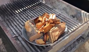 wood chips for smoking gouda cheese