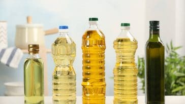 best oil for flat top grill