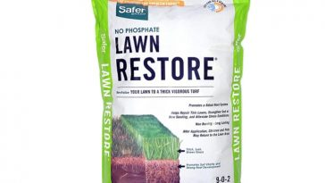 organic lawn fertilizers featured image