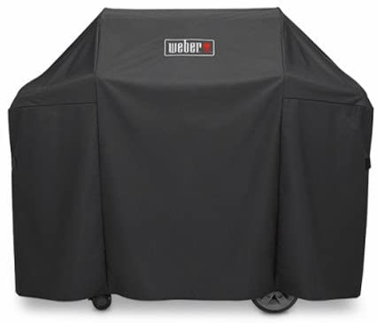 A weber genesis grill cover