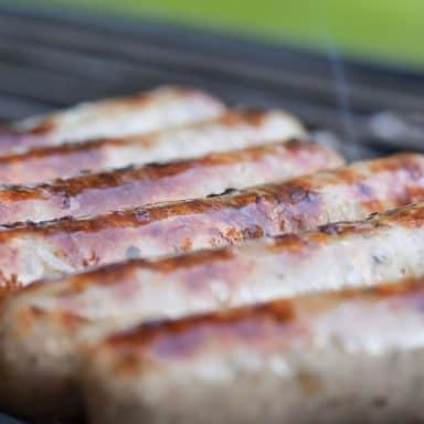 how to grill brats with propane