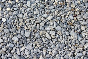 crushed rock for leveling ground for pool without digging