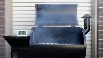 a pellet grill not producing enough smoke