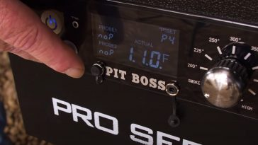 starting a pit boss pellet grill