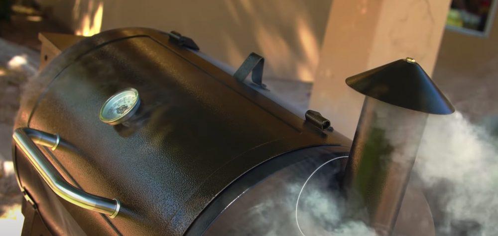 seasoning a pit boss pellet grill