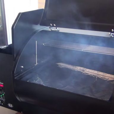 starting a camp chef pellet grill