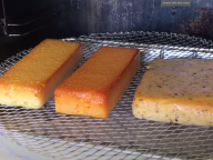 cheese smoking on a masterbuilt electric smoker
